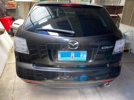 Selling Black Mazda Cx-7 in Quezon City