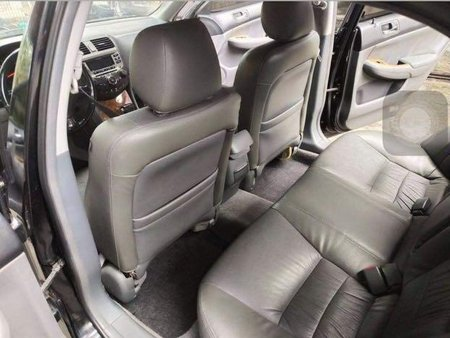 Selling Black Honda Accord in Manila