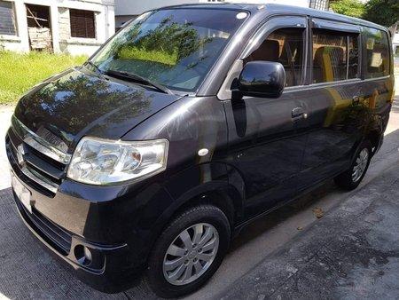 Selling Black Suzuki Apv 2015 in Trece Martires