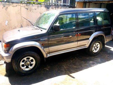 Sell Black Mitsubishi Pajero in Marikina