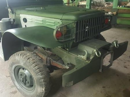 Green Dodge Wc 51 1942 for sale in San Mateo