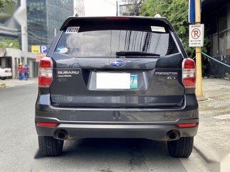 Selling Black Subaru Forester 2013 in Manila