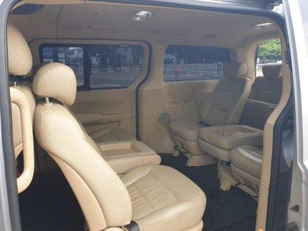 Grey Hyundai Grand starex for sale in Manila