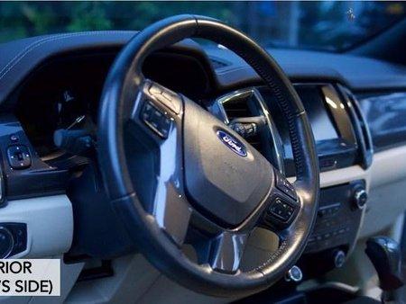 Silver Ford Everest 2016 for sale in Legazpi