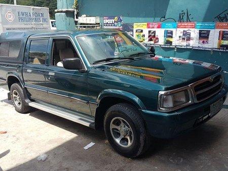 Green Mazda B2500 for sale in Padre Garcia