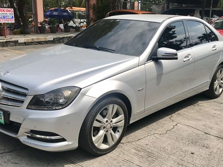 2013 Mercedes-Benz C200 Avantgarde Edition C