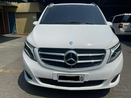 2017 Mercedes-Benz V220d Sports Avantgarde Extra Long D