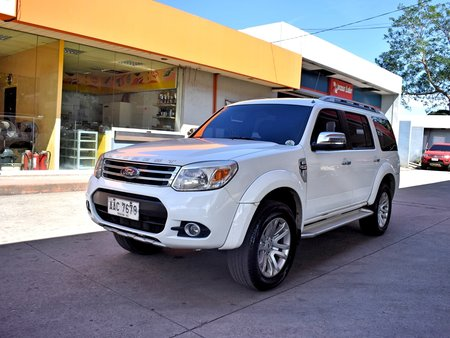 2014 Ford Everest Limited Edition 598t Nego Batangas Area