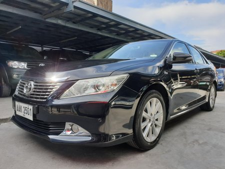Toyota Camry 2014 G Automatic