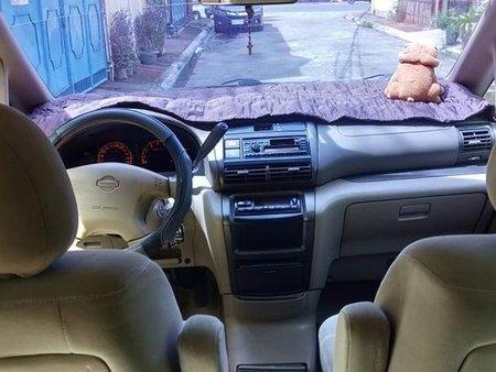 White Nissan Serena for sale in Marikina City