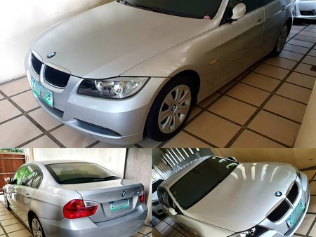 2007 BMW 320i Executive Sedan