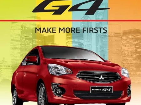 Clearance sale for bnew 2019 Mitsubishi Mirage G4 Gls at