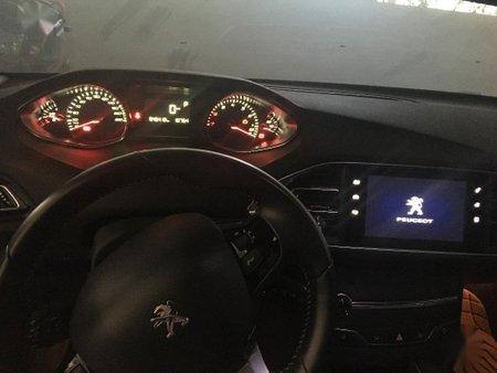 Selling White 2016 Peugeot 308 16E Auto in Manila