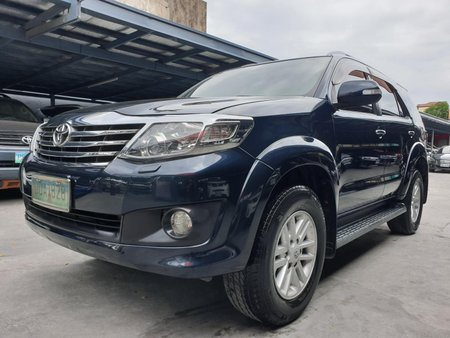 Toyota Fortuner 2012 G Gas Automatic