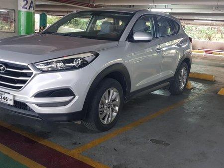 Hyundai Tucson 2016 GL gas AT