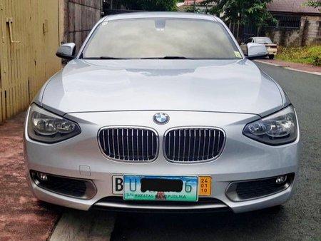 2012 BMW 118i M-Sport
