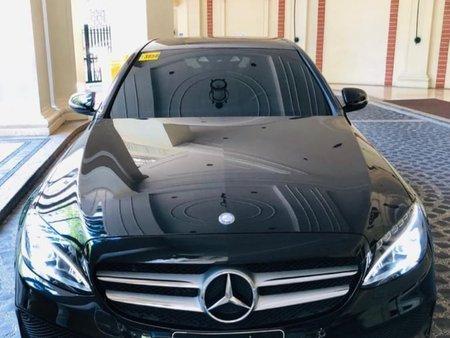 2017 Mercedes-Benz C250 AMG