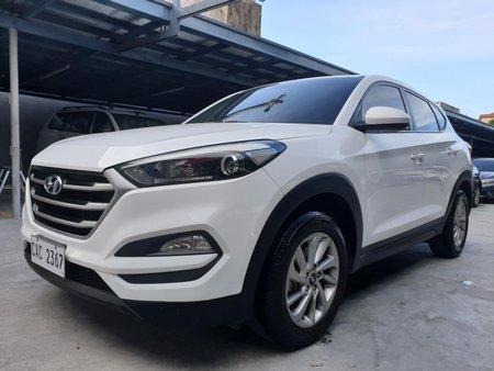 Hyundai Tucson 2017 Diesel Automatic
