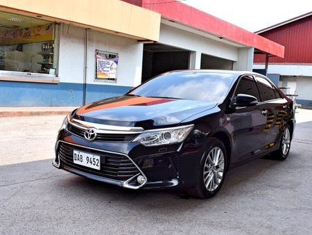2018 Toyota Camry 2.5V AT Super Fresh 1.148m Nego Batangas Area