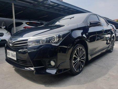 Toyota Altis 2016 2.0 V Automatic