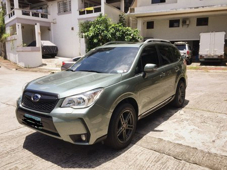 2014 Subaru Forester Turbo XT (Top of the Line)