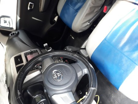 For sale 2016 Toyota Wigo 1.0 TRD