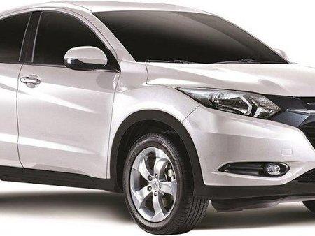 White Honda HR-V 2015 for sale in Manila