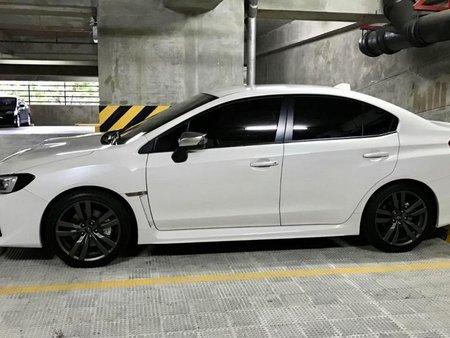Sell Pearl White 2017 Subaru WRX in Parañaque