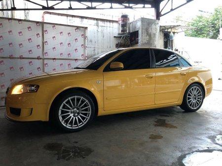 Yellow Audi Quattro for sale in Quezon