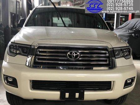 Brand New Toyota Sequoia Platinum Captain Seats (7-Seater) not Land Cruiser landcruiser LC200 LC 200