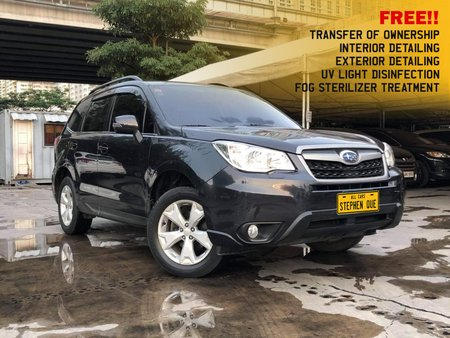 2013 Subaru Forester IL AT
