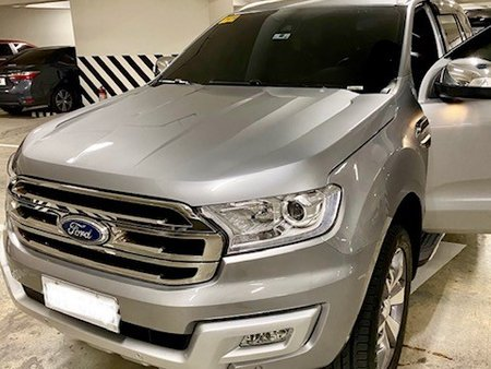 Ford Everest Titanium 2.2L 4x2 AT with Premium Package