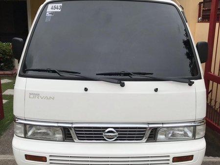 Nissan Urvan escapade 2012 M/T