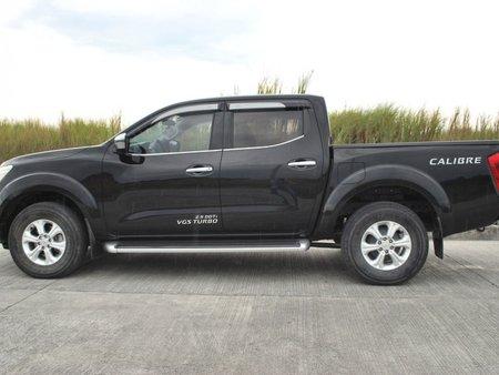 Black Nissan Navara 2015 for sale in Las Piñas