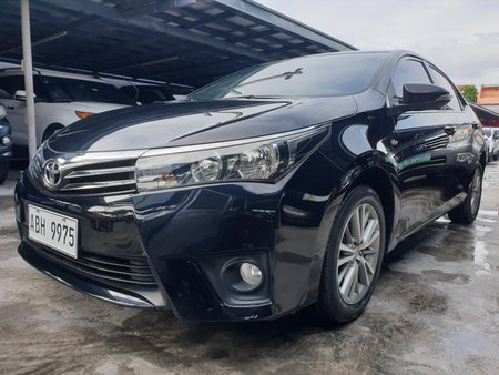 Toyota Altis 2015 1.6 G Automatic