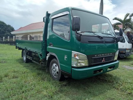 Mitsubishi Fuso Canter 14ft dropside Wide 5.3L 2020 Surplus Japan