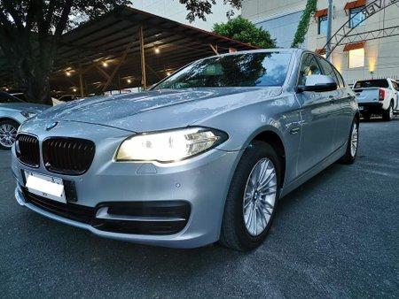 2015 BMW 520d Centenary edition 2.0 Turbo Diesel