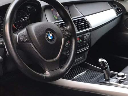 Silver Bmw X5 2000 for sale in Pasig City