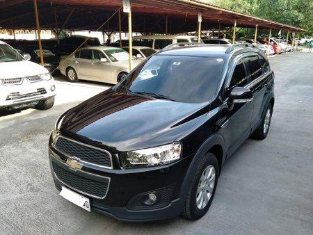 2016 Chevrolet Captiva LS 2.0 VCDi Diesel Automatic