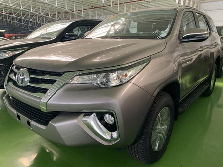 Toyota Bacoor September Promo - Toyota Fortuner 2020