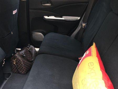 Selling Black Honda CR-V 2012 in Manila