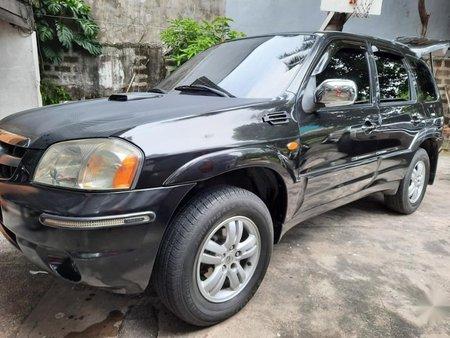 Selling Black Mazda Tribute 2004 in Manila