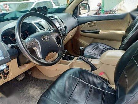 Selling Black Toyota Hilux 2014 in Arayat