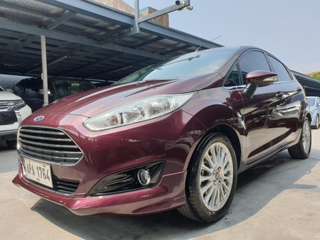Ford Fiesta 2014 S Automatic