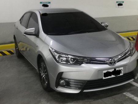 2017 Toyota Altis 1.6G AT - 18km