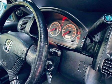 Selling Black Honda Cr-V in Marikina