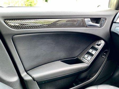Black Audi A4 for sale in Quezon