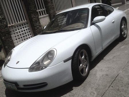 911 Porsche Carrera 2001 996 Body