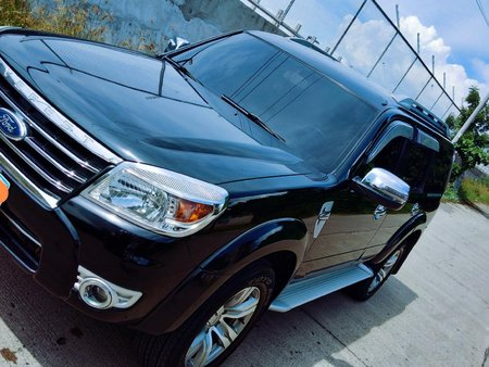 2011 Ford Everest Limited Edition (Repriced)