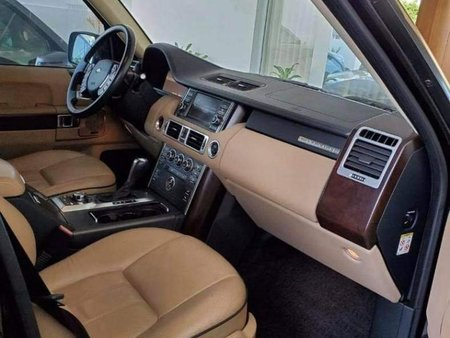 Black Land Rover Range Rover for sale in Quezon City